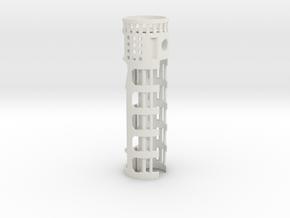 PRIZM-28mmRail-1.10OD in White Strong & Flexible