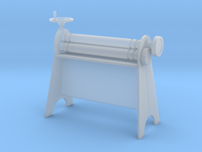 Metal Roller O Scale 1/48 in Smooth Fine Detail Plastic
