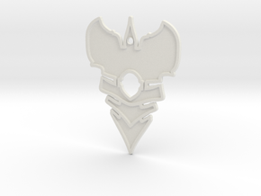 Shield thingy in White Strong & Flexible
