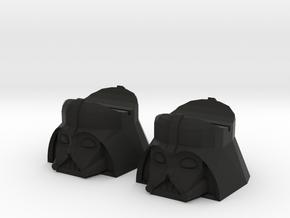 Darth Fader 2x in Black Natural Versatile Plastic
