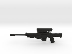 Hunter Sniper Rifle in Black Strong & Flexible