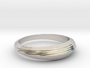 Waves in Rhodium Plated Brass