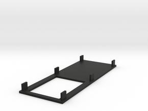 Top of M2G  in Black Natural Versatile Plastic