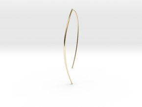 Branch in 14k Gold Plated Brass