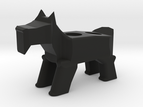 Terrier Pencil Holder in Black Strong & Flexible