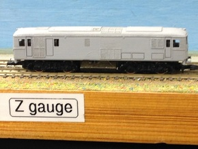 Class 73 - Z - 1:220 in Frosted Ultra Detail