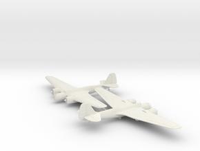 1/200 Tupolev SB 2 M-100 in White Natural Versatile Plastic