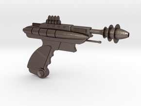 Stinger RayGun in Polished Bronzed Silver Steel