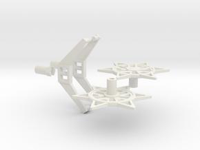 TF4: AOE Stingr kit for deluxe Stinger in White Natural Versatile Plastic