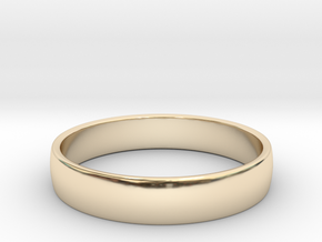 ring band size 8 in 14K Yellow Gold
