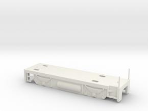 UDZ Wiener Linien Fahrwerk in White Natural Versatile Plastic