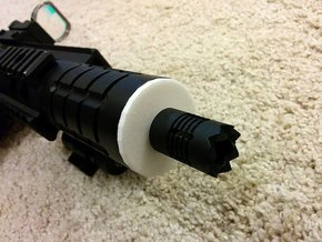 TE Patriot Front Adapter in White Natural Versatile Plastic