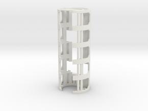 GCM110-01-PZM - PRIZM PC3.5 + 18650 cell in White Natural Versatile Plastic