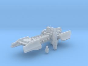 Terran Elite Marine Rapid Response Cruiser in Smooth Fine Detail Plastic