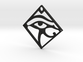 Eye of Anubis in Black Strong & Flexible