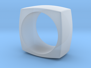 The Minimal Ring in Smooth Fine Detail Plastic