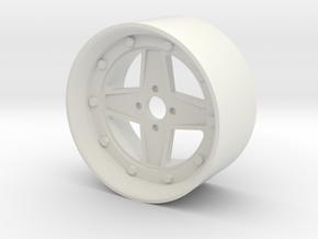 vintage jdm rim #1 in White Natural Versatile Plastic