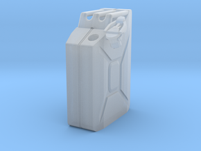 NATO 20L Jerry Can 1/10 Scale in Smooth Fine Detail Plastic