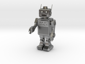 Rob the Robot in Natural Silver