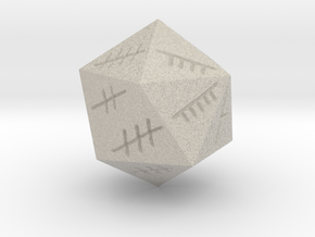 oghamdice decimated1 in Natural Sandstone