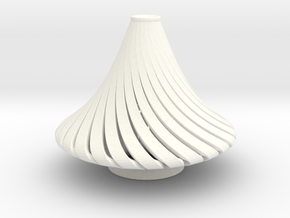 Exotic antique Lamp  in White Processed Versatile Plastic