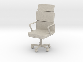 Office Chair in Natural Sandstone
