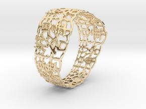 PAN Bracelet D64 RE115s3A10m25M45FR002-plastic in 14K Yellow Gold