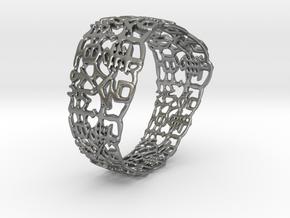 PAN Bracelet D64 RE115s3A10m25M45FR002-plastic in Natural Silver