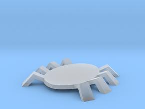 Spidey token in Smooth Fine Detail Plastic