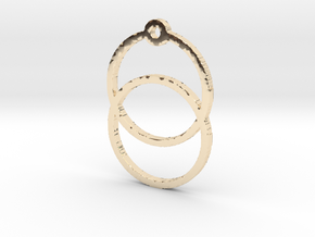 M29 in 14K Yellow Gold