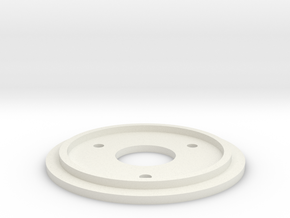 Hikvision DS-2CD2032-I Outdoor Mount - Cover in White Natural Versatile Plastic