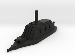 1/600 CSS Tennessee (I) in Black Natural Versatile Plastic