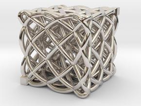 itsy-bitsy box of ellipses in Platinum
