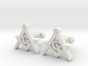 Freemason CL X2 in White Strong & Flexible