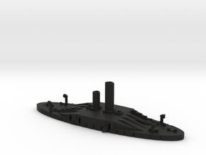 1/600 CSS Raleigh in Black Natural Versatile Plastic