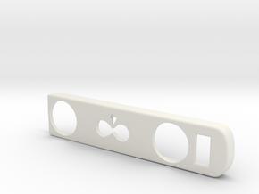 4eyes Lens System Bracket Ver. 1.5 in White Strong & Flexible