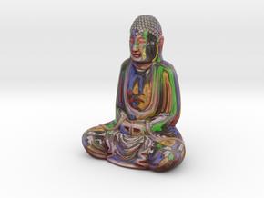 Textured Buddha: paint studio in Full Color Sandstone