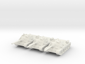 1/160 SU-85 Samokhodka in White Strong & Flexible