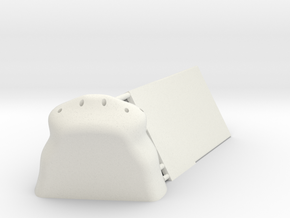prothesis to write in White Natural Versatile Plastic