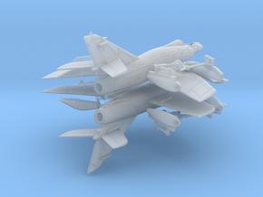 021D Super Etendard 1/144 Pair  in Smooth Fine Detail Plastic