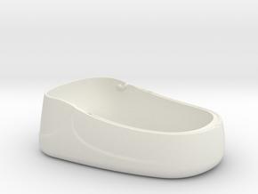 Evolution base in White Natural Versatile Plastic