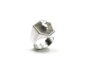 Point of No Return in Natural Silver