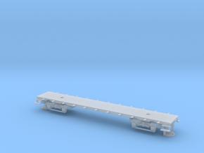 Boden und Drehgestelle für YSC B 31 (Nm, 1:160) in Smooth Fine Detail Plastic