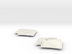 Id4 Detailed (1/144) in White Natural Versatile Plastic