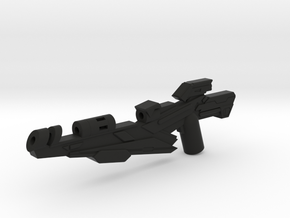 Photon Rifle Mark II in Black Natural Versatile Plastic
