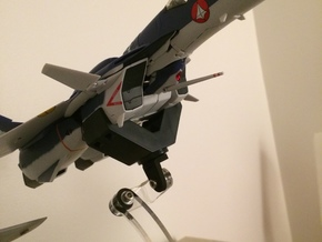 Yamato SV51 and Arcadia VF-0D Attach in White Natural Versatile Plastic