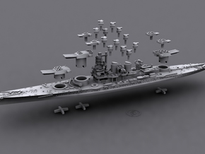 1/1800 IT BB Roma[1943] in White Strong & Flexible
