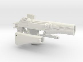 1:6 AN-94 strong flexible version in White Strong & Flexible