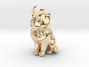 LoKitty The Sorcerer in 14K Yellow Gold