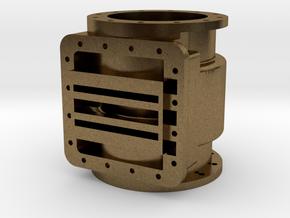 F8 Cylinder - R - 16 in Natural Bronze